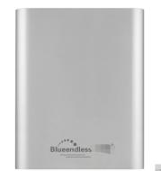 Blue Suk mobile hard disk 500G and 1t hard disk manufacturer direct 2.5 inch USB3.0 mobile hard disk 320G