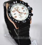 Gold Mens Wrist Watch