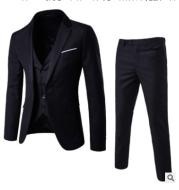 New Plus Size Mens Suits