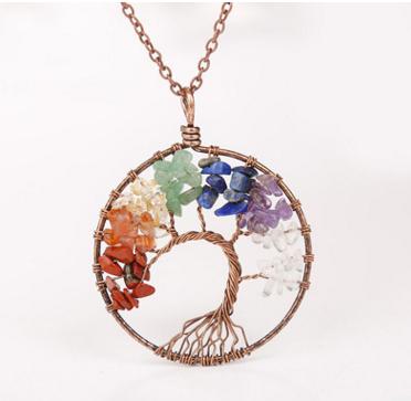 Collar árbol De La Vida Jota Jewelry