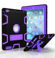 iPad 2/3/4 Shockproof Case with Stand