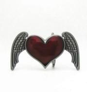 Angel Love Belt Buckle