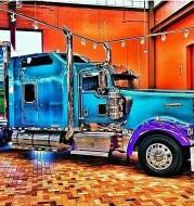 "New Square Full Diamond 5D DIY Diamond Painting ""big truck"" Embroidery Cross Stitch Rhinestone Mosaic Painting Decor Gift"
