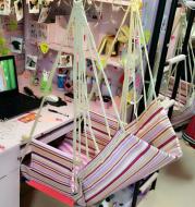 Huizhou University dormitory dormitory swing chair deity chair rocker chair hanger chair hammock