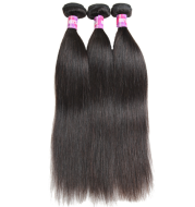 Straight Peru Hairpiece Curtain