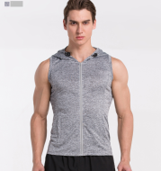 2021 Sleeveless Sports Suit