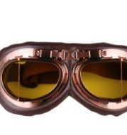 Antique classic spectacles outdoor sports windproof mirror sand