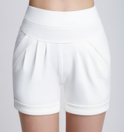 Shorts Chiffon Women Cotton Casual
