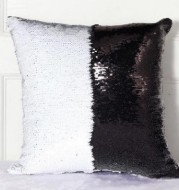 Double color double color encrypt bolster cover pillow case