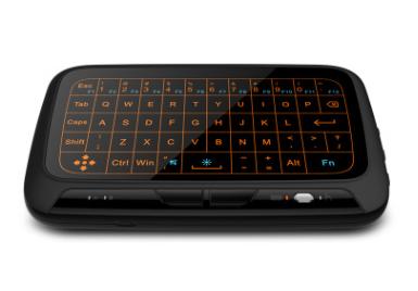 H18+ Wireless Mini-Keyboard Touchpad