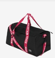 Red English ribbon, shoulder bag handbag, casual Satchel