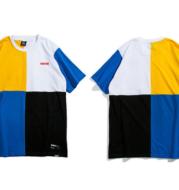 Hip-Hop loose personality oversize Harajuku bf wind student T-shirt