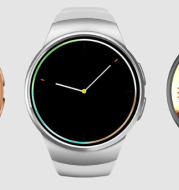 Smart Watch Bluetooth  With 1.3 Inch Screen 4.0 GSM