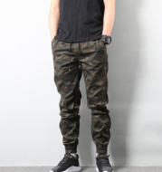 Original Street Fashion Retro Camo Men's Casual Pants 2020 Spring Fashion Men's Trousers
