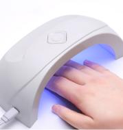Portable LED Nail Oil Glue Dryer
