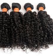 Brazil Curly Real Hair Curtain