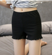 Loose Fit Baselayer Cotton Shorts