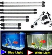 Aquarium-box floodlight highlights aquatic lantern diving festival waterproof and landscaping LED aquarium lamp fill light
