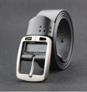 Fashion light board suede leather casual men's clothing accessories special belt leather belt