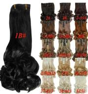 fashion wig lady corn iron set of high temperature wire hair