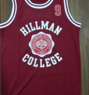 Hillman College #9 Jersey