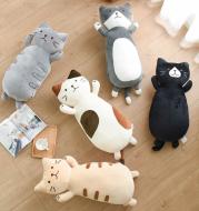 Japanesesoft pillow Japanese cartoon plush cute bedroom sofa cushions to send girls holiday gifts