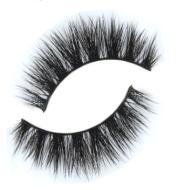 Handmade False Eyelashes Water Mane 3D Eyelashes Item No. 014 Mink Hair False Eyelashes Wholesale
