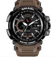 SMAEL Smer 1702 Men's Casual Outdoor Sports Electronic Watch Double Men's Watch