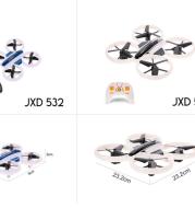 Jinxingda small four-axis remote control aircraft mini remote control toy aircraft stunt rollover drone