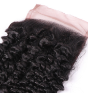 Real wig Xuchang factory direct kinky curly hair block #1b overseas warehouse delivery