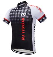 Cross-border exclusive 2021 new Jersey short-sleeved shirt road mountain bike team version customization