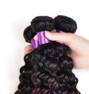 Brazlian Afro Kianky Hair 1B 99j Ombre
