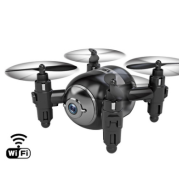 GT-T906W mini aerial camera UFO remote control aircraft air pressure fixed high speed mobile phone wifi real-time transmission drone