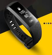 CURREN R5 PRO Smart Wrist Band Heart Rate Blood Pressure Oxygen Oximeter Sport Bracelet Smart Watch For iOS Android