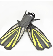 Keep Diving Scuba Diving Long Swimming Fins Professional Adult Flexible Comfort Snorkeling Swim Flippers Swimming Fins