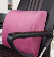 Space memory cotton lumbar support car seat cushion lumbar pillow
