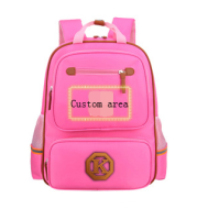 Children's schoolbag primary school male and female 1-3-4-6 grade British wind reduction negative protection children's backpack manufacturers custom