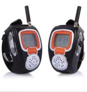 2-Way Radio Walkie Talkie Watch Product description  With 6 km of range, the wristwatch walkie talkie can offer you the freedom…