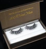 3D stereo mink hair false eyelash DM35