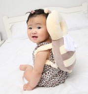 Baby toddler head protection pad baby anti-fall pillow headrest