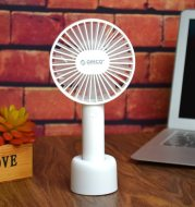 Handheld usb small fan rechargeable portable portable silent office desktop wind