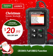 Code reader CR3001 X431 3001 Auto Scan tool