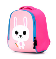 Children's backpack diving material cute cartoon animal bag