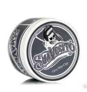 SUAVECITO ONE TIME HAIR DYE SILVER GRAY COLOR WATER MUDS CLAY POMADE
