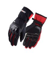 Motorcycle gloves 100% Waterproof windproof Winter warm Guantes Moto Luvas Touch Screen Motosiklet Eldiveni Protective