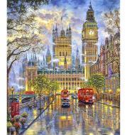 5D Diamond Painting - London