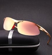 Unisex sunglasses fashion personality sunglasses men's outdoor sports cycling glasses