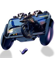 New Arrive Wireless Gamepad Telescopic Controller iOS Android Phone Gaming Trigger with fan 2020