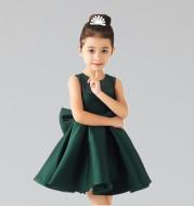 Children's dress princess dress piano dress performance