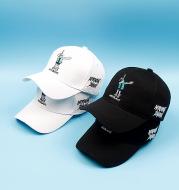 Korean version of the wild hipster hip hop cap